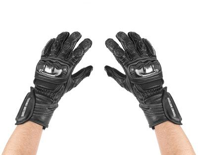 GUANTES NEGROS PRO